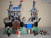 Lego Castle - Royal Knight's Castle 6090 vár RITKASÁG