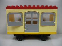 Lego Duplo Bob Mester Lakókocsi 3296 készletből