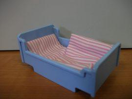 Lego Duplo ágy + ágynemű