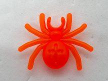Lego Állat - Pók (átlátszó narancs)