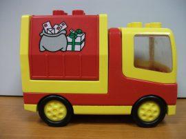 Lego Duplo postás autó