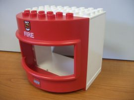 Lego Duplo Tűzoltó fal elem