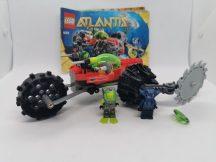 LEGO Atlantis - Tengerfenék tisztító (8059) (katalógussal)