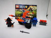 LEGO Nexo Knights - Knighton harci romboló (70310) (katalógussal)