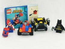 LEGO Super Heroes - Mighty Micros - Batman és Harley Quinn összecsapása (76092) (2-es katalógussal, pici eltérés)