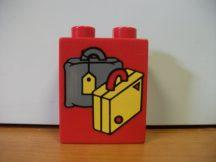 Lego Duplo képeskocka - táska (karcos)