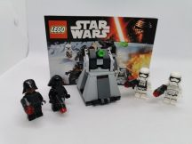 Lego Star Wars - Első rendi harci csomag (75132) (katalógussal)