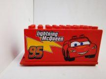 Lego Duplo Mack Kamion Elem (töredezett, szívott)  - hátsó ajtó nélkül