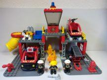 Lego Duplo - Tűzoltóállomás 5601 (katalógussal)