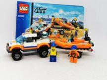 Lego City - Könnyűbúvár hajó 60012 (katalógussal)