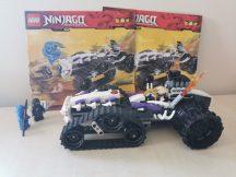 Lego Ninjago - Turbós Zúzógép  2263