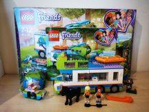 LEGO Friends - Mia lakókocsija (41339) (doboz+katalógus)