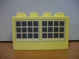 Lego Duplo képeskocka - ablak