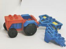 Lego Duplo Traktor Ekével és Boronával
