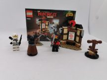 LEGO The Ninjago Movie - Spinjitzu kiképzés 70606 (katalógussal)