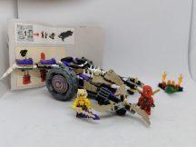 LEGO Ninjago - Anacondrai törőgép (70745) (katalógussal)