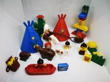 Lego Duplo - A nagyfönök tábora 2436 (1 db képeskocka hiányzik)