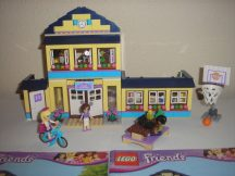 Lego Friends - Heartlake suli 41005 (doboz+katalógus)