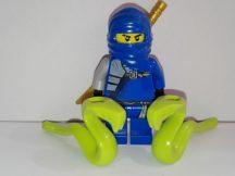 Lego Ninjago figura - Jay 2 kigyóval (njo034)