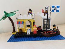 Lego Pirates - Lagoon Lock-Up 6267 (vitorla hiány) RITKA
