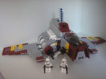 Lego Star Wars - Republic Attack Shuttle 8019