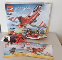 Lego Creator - Hangrobbanás 5892 (doboz+katalógus) világító járművekkel