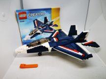 LEGO Creator - Kék vadászrepülő (31039) (katalógussal)