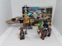 Lego Movie - Menekülő sikló 70800 (katalógussal)