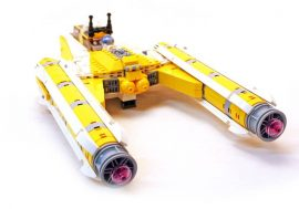 Lego Star Wars - Anakins Y-Wing Starfighter 8037