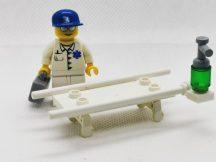 Lego City Figura - Orvos (cty0017)