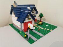 Lego Creator - Almafa ház 5891 (katalógussal)