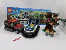 Lego City - Légpárnás hajós letartoztatás 60071 (katalógussal)