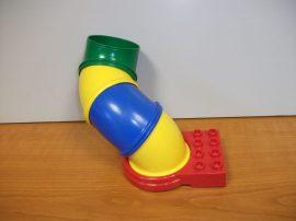 Lego Duplo csőcsúszda