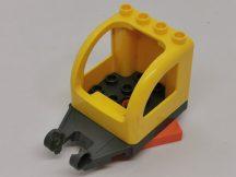 Lego Duplo Munkagép kabinja forgó elemmel !