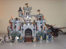 Lego Castle - A király kastélyának ostroma 7094 (katalógussal, egy színcsere)