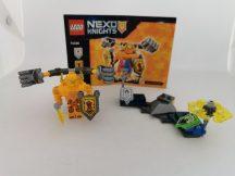 LEGO Nexo Knights - Ultimate Axl (70336) (katalógussal) fején rágás