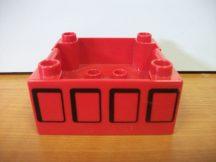 Lego Duplo vonat láda