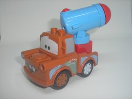 Lego Duplo Verdák - Matuka