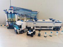 Lego City - Rendőrségi Teherautó 7743 (katalógussal) !