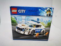 LEGO City: Rendőrségi járőrkocsi 60239 ÚJ