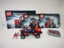 LEGO Technic - Billenős kisteherautó 8065 (katalógussal)