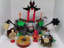 Lego Ninjago - Hegyi Szentély 2254 ( kicsi eltérés)