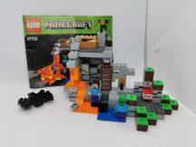 Lego Minecraft - A Barlang 21113