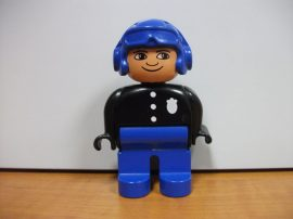 Lego Duplo ember - rendőr  !!