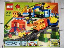 Lego Duplo Luxus Vonatszerelvény 10508 (Doboz+katalógus)
