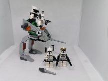 Lego Star Wars - Clone Walker csatasor 8014 (katalógussal)