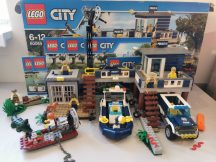 LEGO City - Mocsári rendőrkapitányság (60069) (doboz+katalógus)