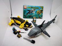 Lego Aqua riders - Tigriscápa-támadás 7773 (katalógussal) (pici eltérés)