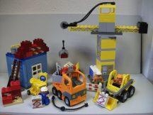 Lego Duplo Építési terület 4988