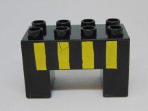 Lego Duplo Képeskocka - Csíkos